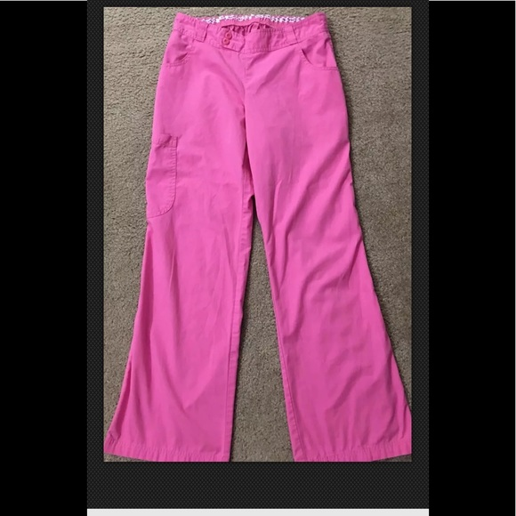 484e4fa98d0 Skechers Other | Sketcher Pink Scrub Pants Small | Poshmark
